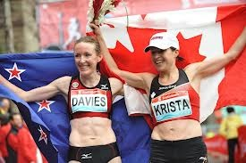 Women's Running in Canada